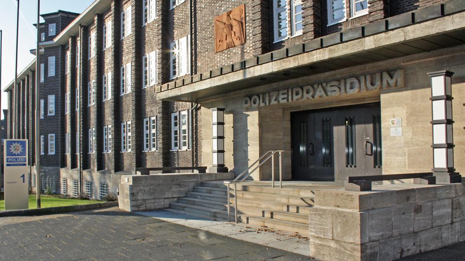 Polizeipräsidium Köln